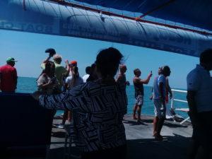 Kaho Lak Boat Trip Thailand